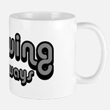 Spork, I Swing Both Ways Mug
