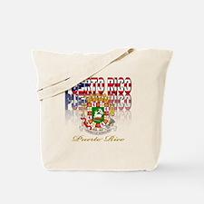 Puerto Rican pride Tote Bag