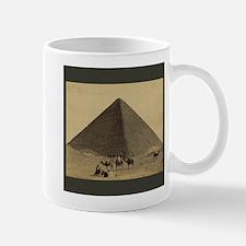 Egyptian Pyramid Mug