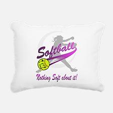 life is better.png Rectangular Canvas Pillow