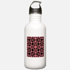 Patchwork Water Bottle