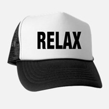FRANKIE SAYS RELAX Trucker Hat