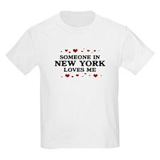 Loves Me in New York T-Shirt