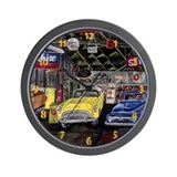 Classic car clock Wall Clocks