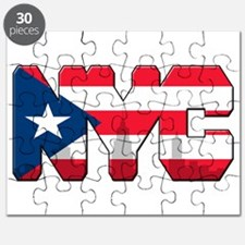 New York Puerto Rican Puzzle