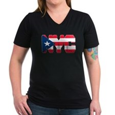 New York Puerto Rican Shirt