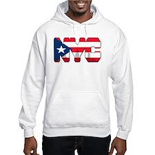 New York Puerto Rican Hoodie