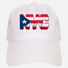 New York Puerto Rican Baseball Baseball Cap