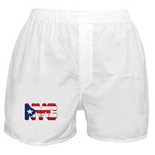 New York Puerto Rican Boxer Shorts