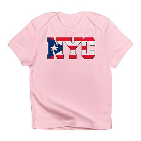 New York Puerto Rican Infant T-Shirt