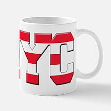 New York Puerto Rican Mug