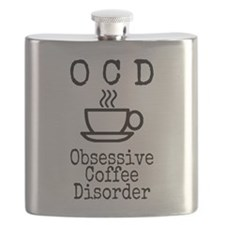 OCD - Obsessive Coffee Disorder Flask