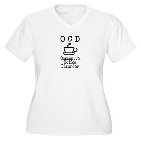 OCD - Obsessive Coffee Disorder Women's Plus Size