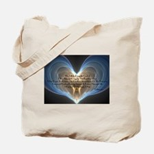 Divinely Guided Abundance Tote Bag