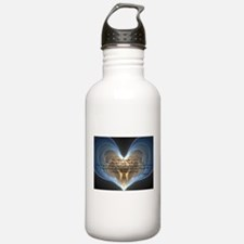 Divinely Guided Abundance Water Bottle