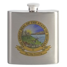 Montana Seal.png Flask