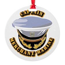 USMM - CPT Ornament