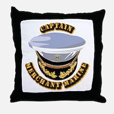 USMM - CPT Throw Pillow