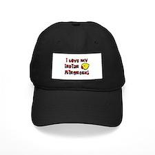 Anime Lutino Indian Ringneck Hat