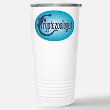 Cryptozoologist Travel Mug