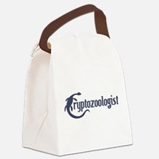 Cryptozoologist Canvas Lunch Bag