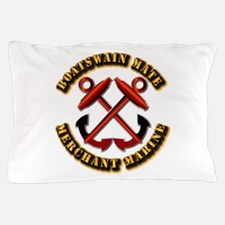 USMM - Boatswain Mate Pillow Case
