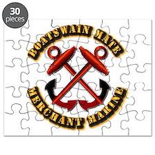 USMM - Boatswain Mate Puzzle