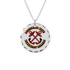 USMM - Boatswain Mate Necklace