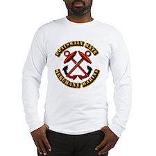 USMM - Boatswain Mate Long Sleeve T-Shirt