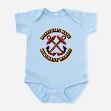 USMM - Boatswain Mate Infant Bodysuit