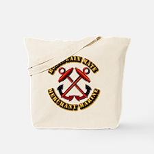 USMM - Boatswain Mate Tote Bag
