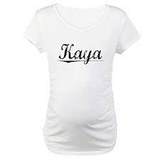 Kaya, Vintage Shirt