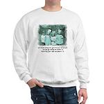 Little Girl and Firetruck Sweatshirt