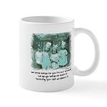 Little Girl and Firetruck Mug