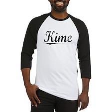 Kime, Vintage Baseball Jersey
