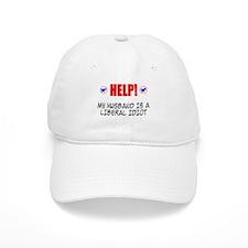 Liberal Husband Baseball Cap