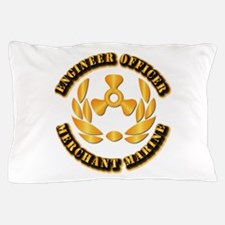 USMM - Engineer Officer Pillow Case