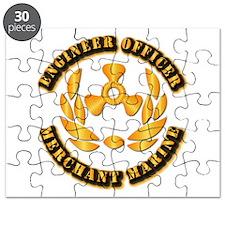 USMM - Engineer Officer Puzzle