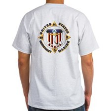 USMM - Engineer Officer T-Shirt