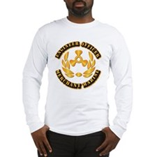 USMM - Engineer Officer Long Sleeve T-Shirt