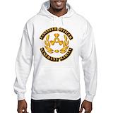 Merchant marine Hooded Sweatshirt