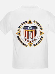 USMM - Engineer Officer T-Shirt