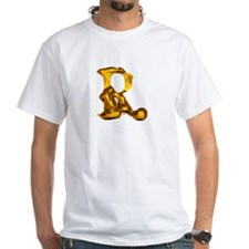Blown Gold R Shirt