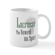 Lacrosse The Newest Old Sport Mug