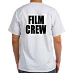 Film Crew Ash Grey T-Shirt