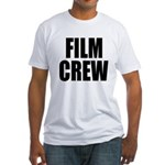 Film Crew Fitted T-Shirt