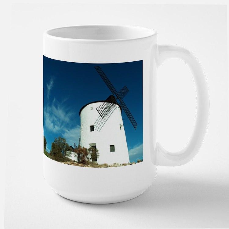 Mug- Windmill of Puerto Lapice