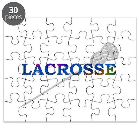 Lacrosse Puzzle