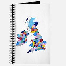 England, Ireland, Scotland Wales Journal