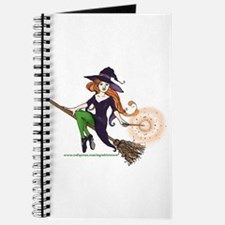 the redheaded witch Journal